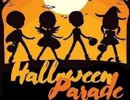 Children's Hallowen Parade
